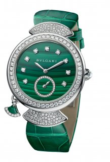 Diva's Dream Finissima Répétition Minute Malachite