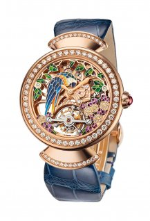Divas' Dream Tourbillon Squelette
