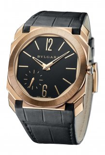 Octo Finissimo Automatic Satin-Polished Rose Gold