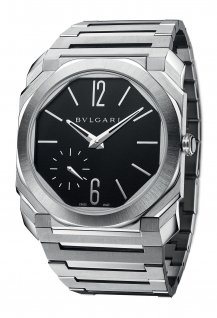 Octo Finissimo Automatic Satin-Polished Steel
