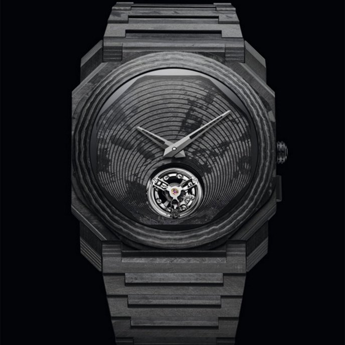 Octo Finissimo Tourbillon Automatique Carbone