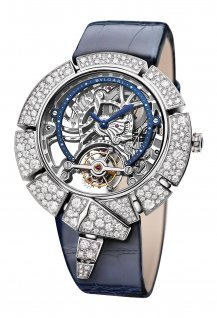 Serpenti Incantati Skeleton Tourbillon