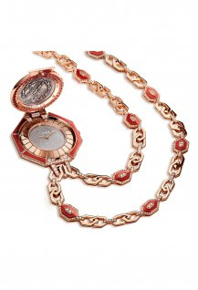 Monete Pendant Watch High-Jewellery
