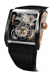 Triple Axis Tourbillon
