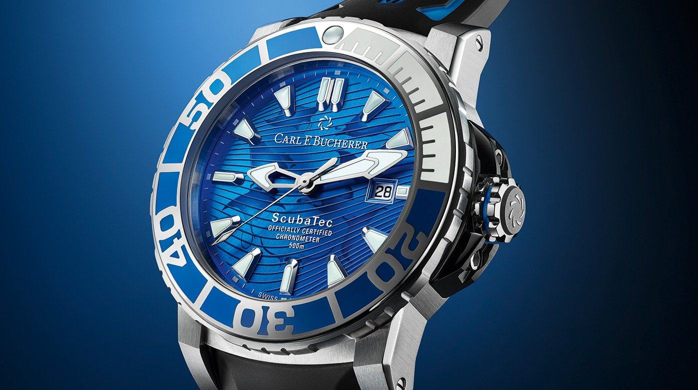 Carl F. Bucherer - Patravi ScubaTec Only Watch 2019