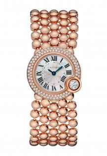 Montre Ballon Blanc de Cartier