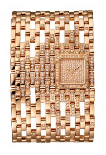 Panthère de Cartier manchette watch