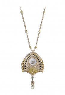 Sirius de Cartier High Jewellery pendant necklace