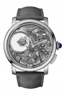 Minute Repeater Mysterious Double Tourbillon