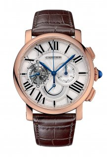 Tourbillon Chronograph 8-days power reserve