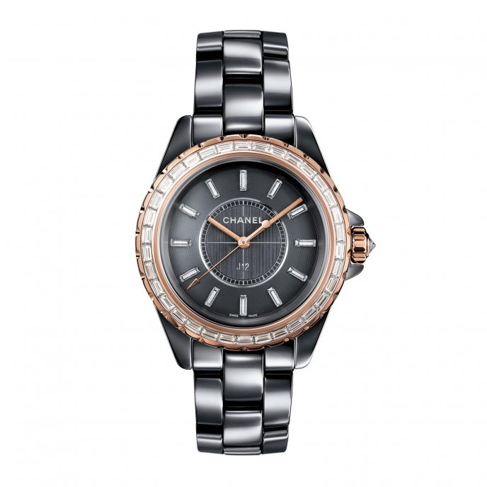 Chanel J12 Chromatic Jewelry 33mm - watch face view