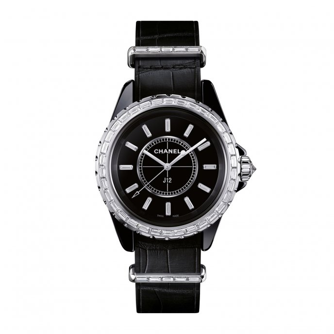 Chanel J12-G10 H4191 - watch face view