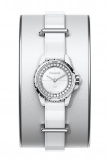 J12XS Watch White Small Cuff
