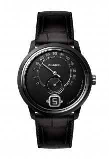Monsieur de Chanel Black Edition
