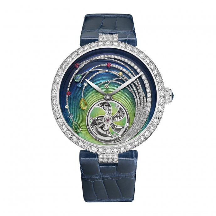 Soleil de Minuit Flying Tourbillon