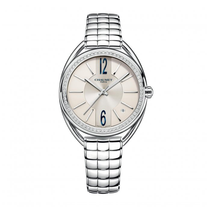 Chaumet Montre Liens W23671-01A - face view