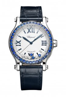Happy Sport Automatic Bucherer Blue Edition