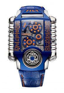 X-TREM-1 Pinball for Only Watch 2013