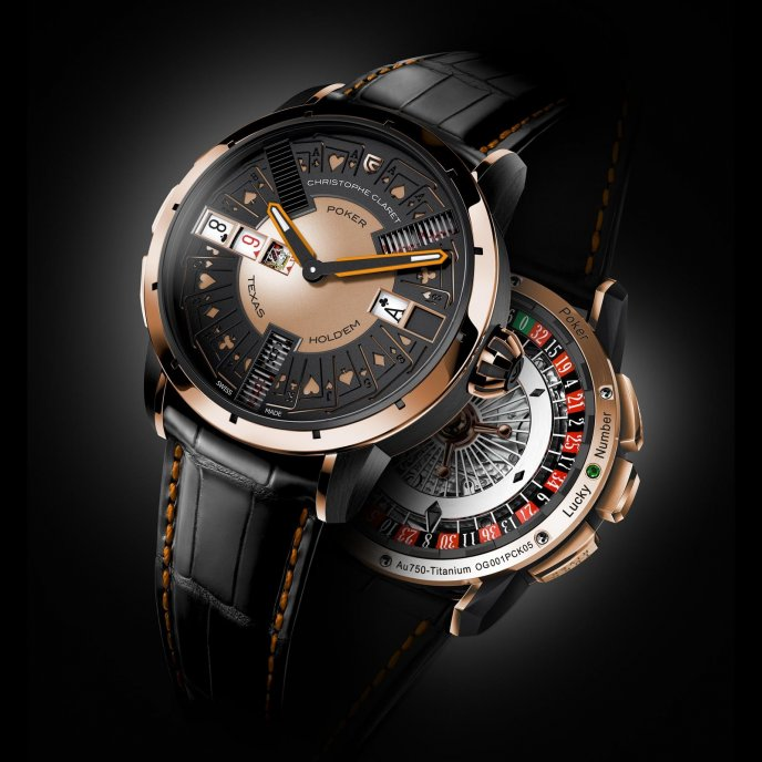 Christophe Claret Poker PCK05.021-040 watch-back-view
