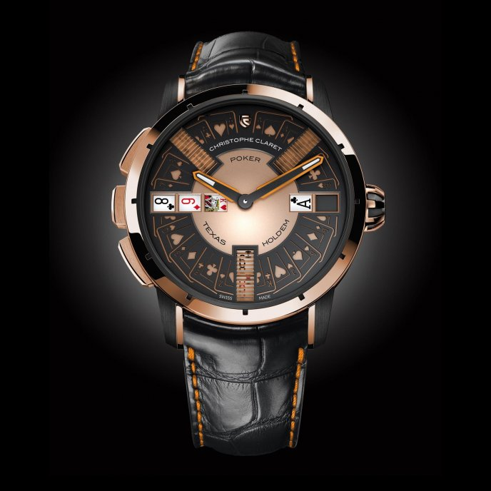 Christophe Claret Poker PCK05.021-040 watch-face-view