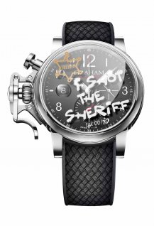 "Chronofighter Grand Vintage  ""I Shot the Sheriff"""
