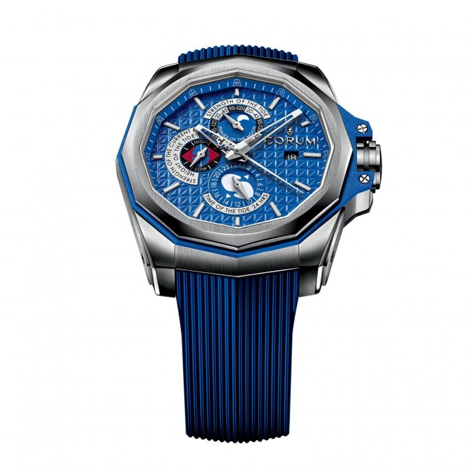 Corum Admiral's Cup AC-One 45 Tides A277/02401 - 277.101.04/F373 AB12 - watch face view