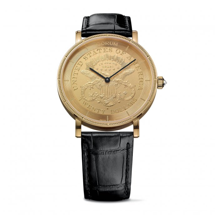 Heritage Artisans Coin Watch