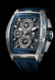 Chrono II Blue Steel