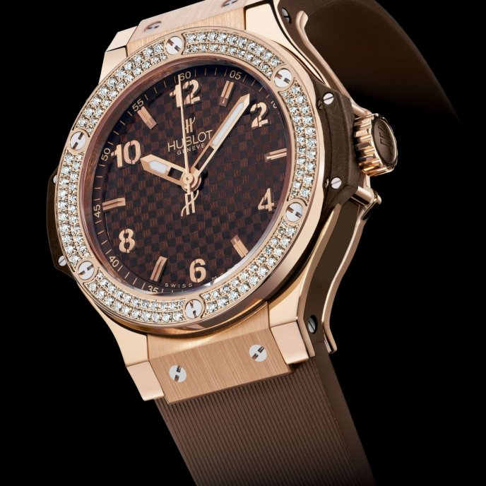 Hublot - Day Dream Cappuccino Gold