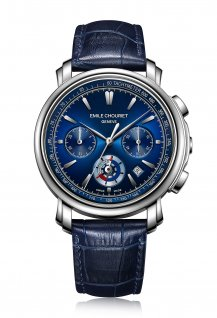 Lac Léman Chronograph Blue
