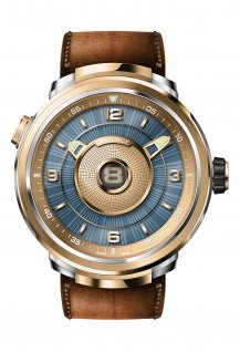Visionnaire DTZ Yellow Gold