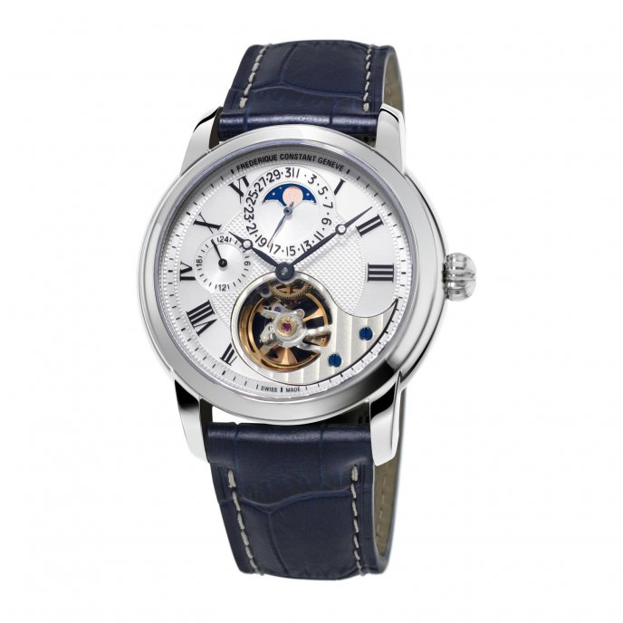 Frédérique Constant Manufacture Heart Beat FC-945MC4H6 watch-face-view