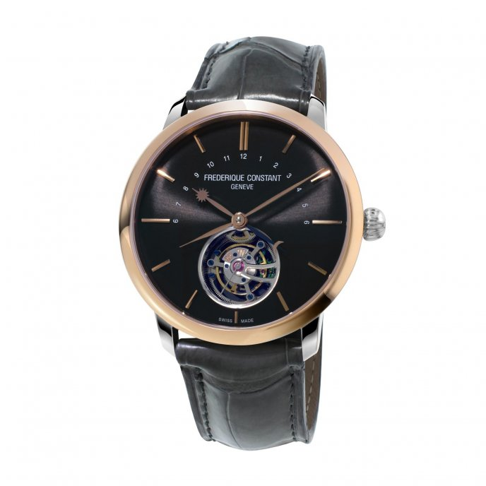 Frédérique Constant Manufacture Tourbillon FC-980G4SZ9 watch-face-view