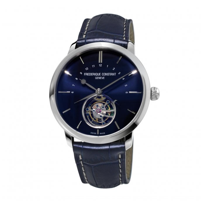 Frédérique Constant Manufacture Tourbillon FC-980N4S6 watch-face-view