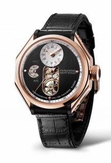 Chronomètre Ferdinand Berthoud FB 1.2 - Or rose
