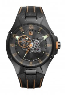 Crazy Wheel 2 GMT Titanium Black DLC & Multilayer Carbon