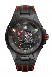 Crazy Wheel 2 GMT Titanium grey DLC & Multilayer Carbon