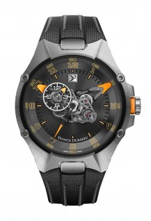 Crazy Wheel 2 GMT Titanium & Multilayer Carbon
