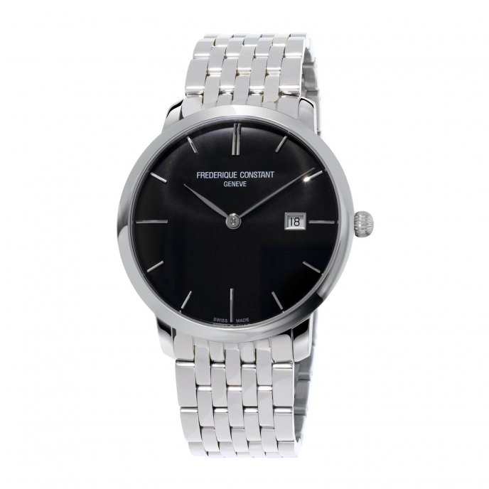 Frédérique Constant Slim Line Automatic FC-306G4S6B2 watch-face-view