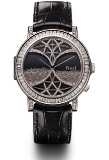 Piaget Limelight Paris-New York secret watch