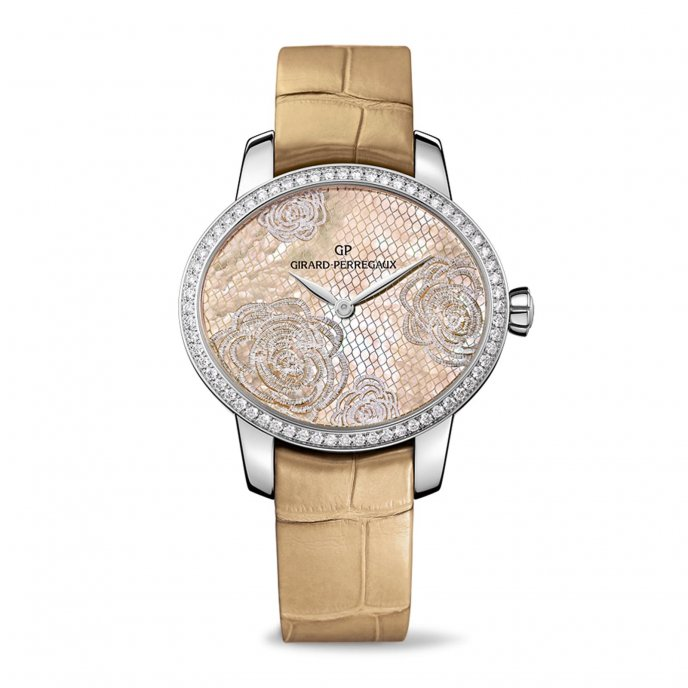 Girard-Perregaux Cat's Eye Bloom 80476D11A801-CK8A Watch-face-view