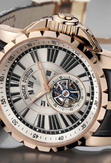 Excalibur Tourbillon Volant