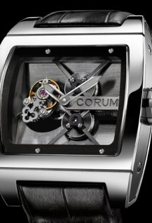 Ti- Bridge Tourbillon