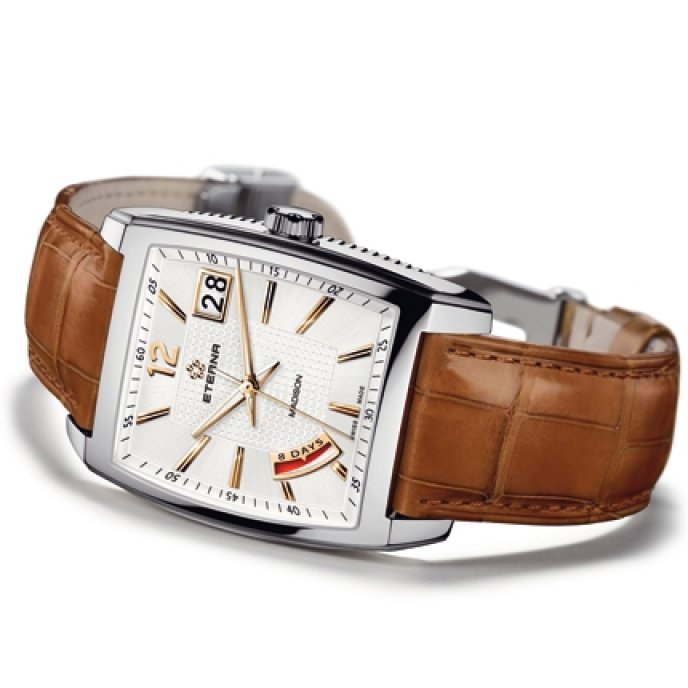 Eterna - Madison Eight-Days avec Eterna Spherodrive