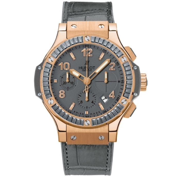 Hublot - Big Bang Earl Gray Gold Hematite 41mm