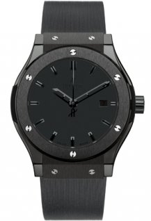 Classic Fusion All Black 45mm