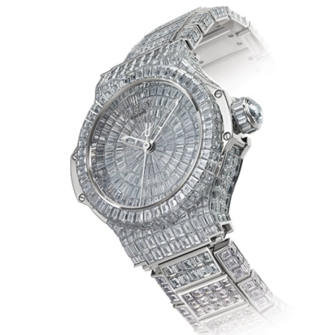 Hublot - Big bang One Million $ 38mm