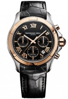 Parsifal Chronographe Or Rose