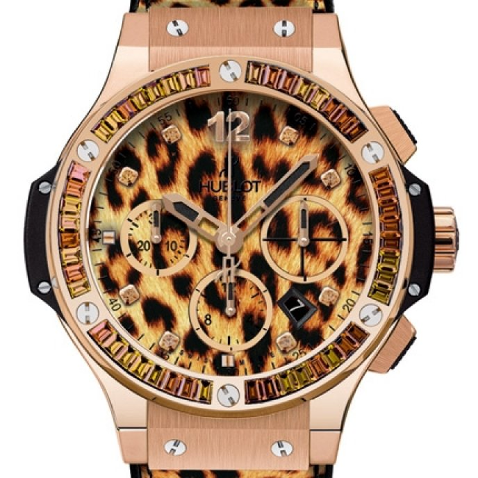 Hublot - Big Bang Léopard