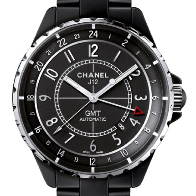 Chanel - GMT Noire Mate